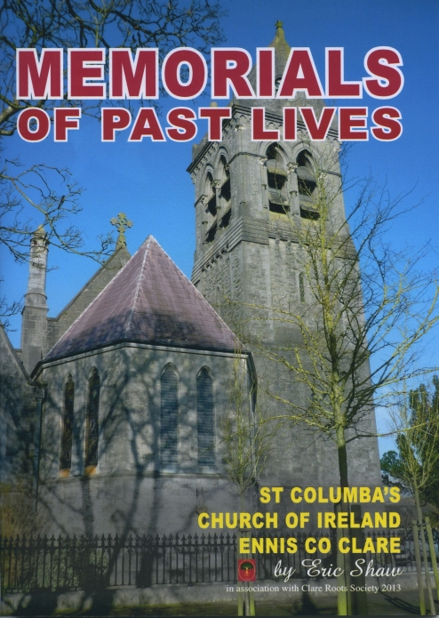 CRS book St Columbas front cover